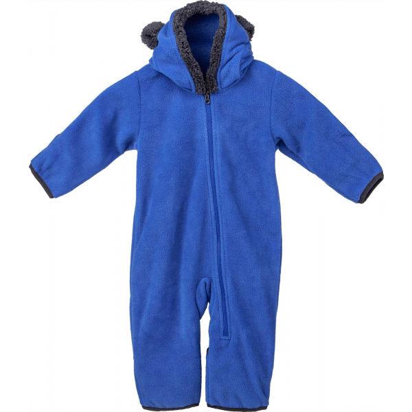 Columbia TINY BEAR II modrá 18-24 - Dětský zimní obleček