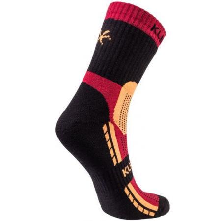 Functional trekking socks - Klimatex FINK - 2