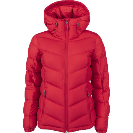 Columbia PIKE LAKE HOODED JACKET - Dámská zimní bunda