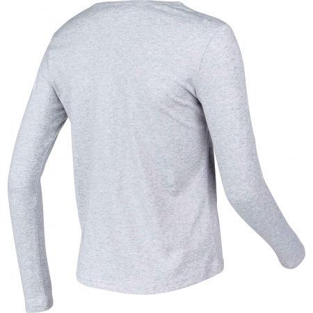 Tricou damă cu mânecă lungă - Roxy RED SUNSET LS - 3