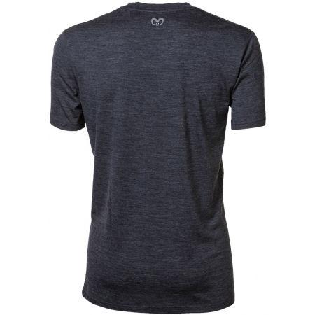 Tricou Merinos de bărbați - Progress SULLAN COMPASS - 3