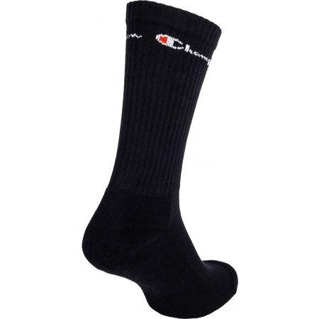 Unisexové ponožky - Champion CREW X2 - 3