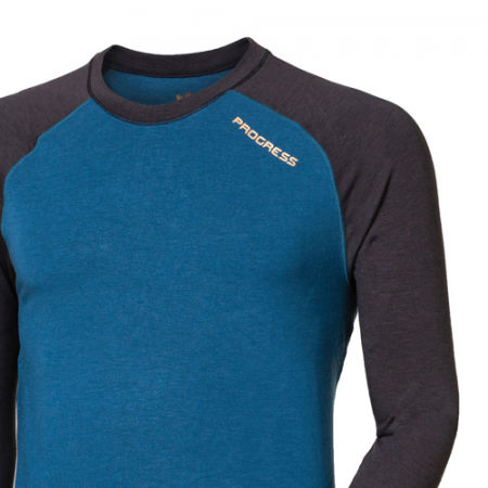 Tricou funcțional cu mâneci lungi bărbați - Progress CC NDR - 3