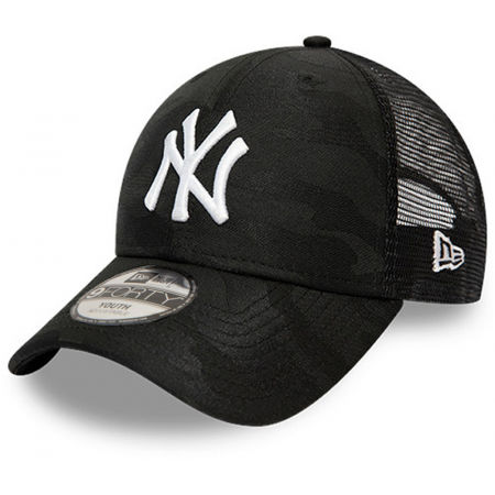 Клубна шапка с козирка - New Era 9FORTY KID SEASONAL MLB NEW YORK YANKEES - 1
