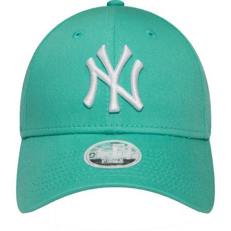 Team baseball cap - New Era 9FORTY MLB WMNS ESSENTIAL NEW YORK YANKEES - 2