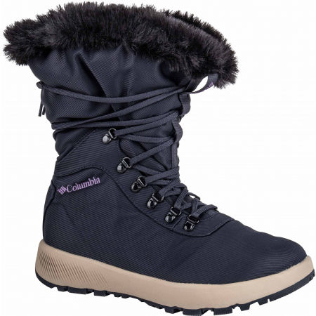 Columbia SLOPESIDE VILLAGE OMNI-HEAT - Women's winter shoes