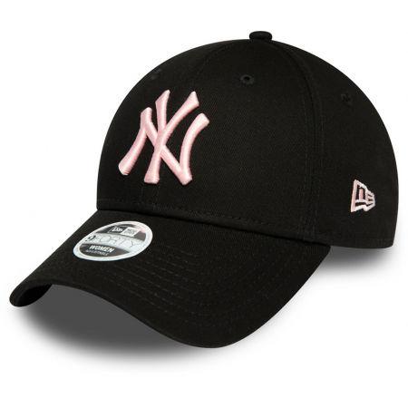Клубна шапка с козирка - New Era 9FORTY MLB WMNS ESSENTIAL NEW YORK YANKEES - 1