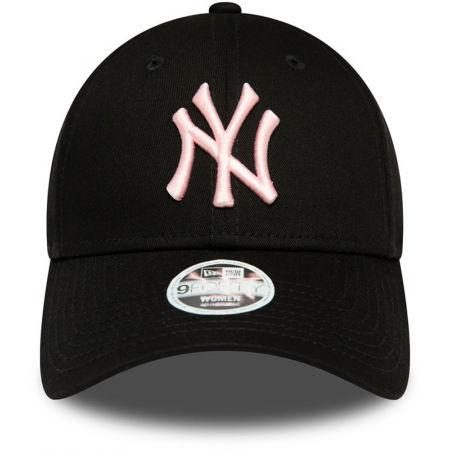 Клубна шапка с козирка - New Era 9FORTY MLB WMNS ESSENTIAL NEW YORK YANKEES - 2