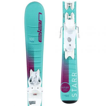Elan STARR QS+EL 7.5 - Detské zjazdové lyže