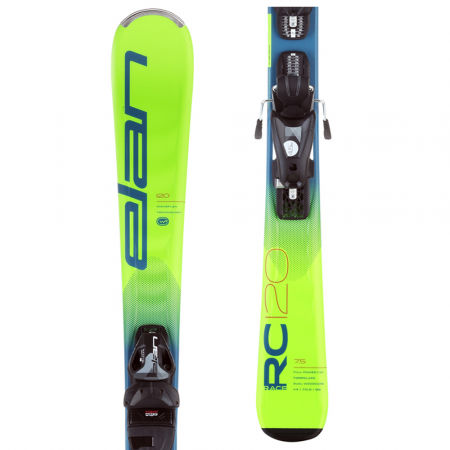 Elan RC RACE QS+EL 7.5 - Kinder Ski