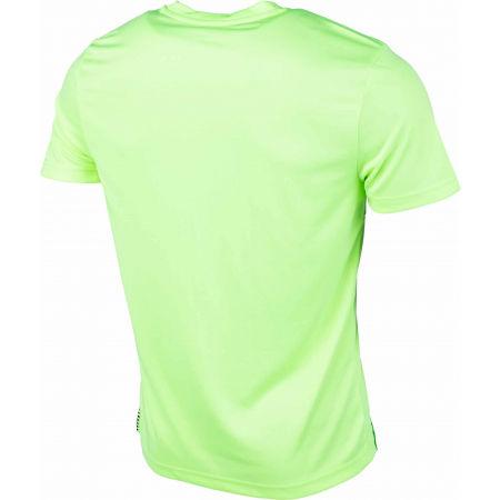 Мъжка спортна тениска - Lotto LOGO IV TEE PL - 3