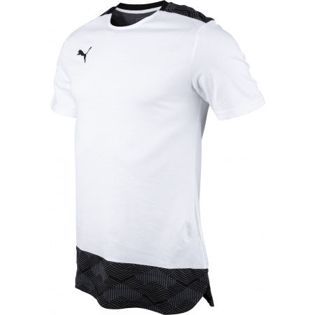 Herrenshirt - Puma TEAM FINAL 21 CASUALS TEE - 2