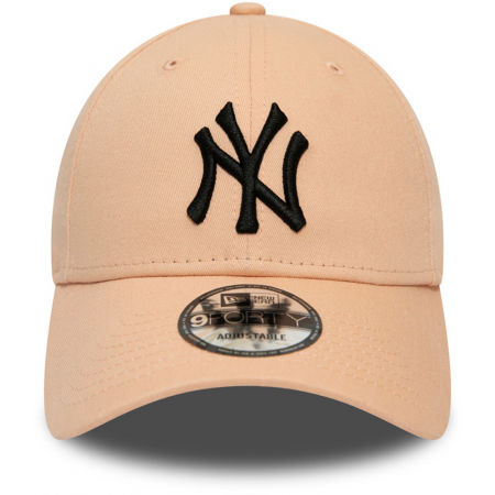 Клубна шапка с козирка - New Era 9FORTY MLB ESSENTIAL NEW YORK YANKEES - 1