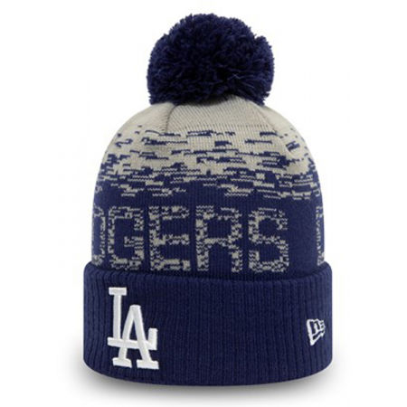 New Era MLB OMBRE LOS ANGELES DODGERS - Клубна зимна шапка