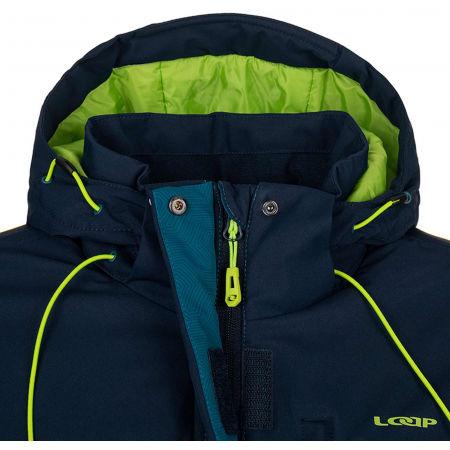 Мъжко скиорско яке - Loap FLIP - 4
