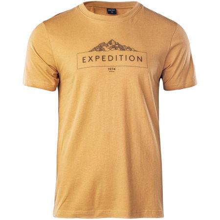 Hi-Tec RENON - Pánske tričko