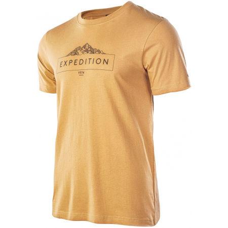 Pánské tričko - Hi-Tec RENON - 3