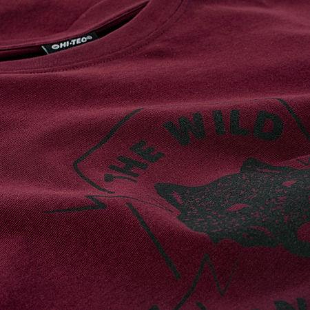 Мъжка тениска - Hi-Tec LUPO - 4