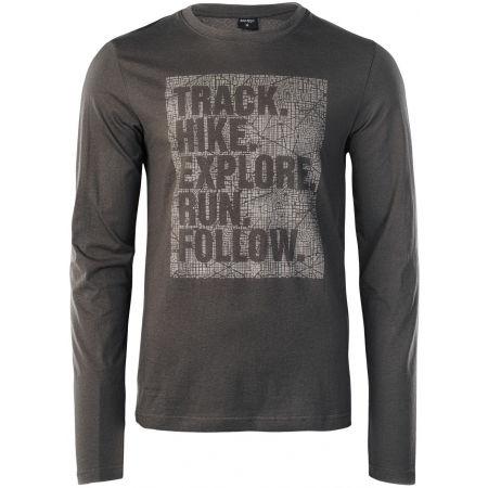 Мъжка тениска - Hi-Tec THERO LS - 1