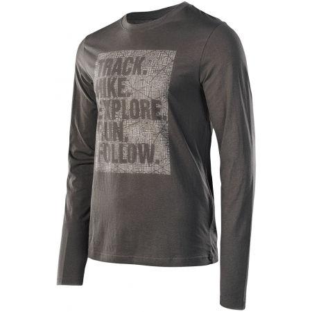 Мъжка тениска - Hi-Tec THERO LS - 2