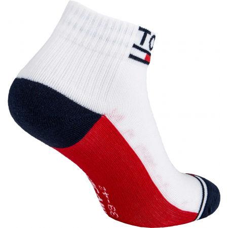 Unisexové ponožky - Tommy Hilfiger UNISEX TOMMY JEANS QUARTER 2P - 3