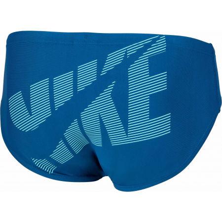 Pánské plavky - Nike TILT LOGO BRIEF - 3