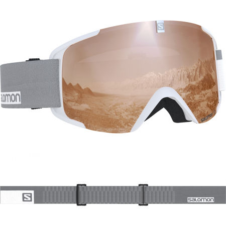 Salomon XVIEW ACCESS - Ski goggles