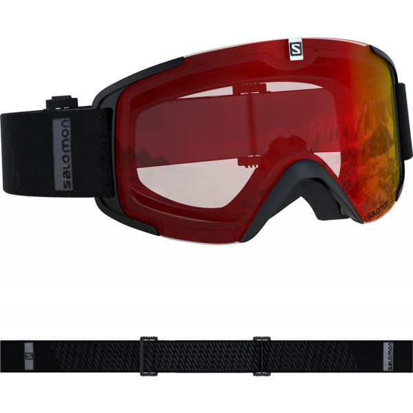 Salomon XVIEW  NS - Lyžiarske okuliare