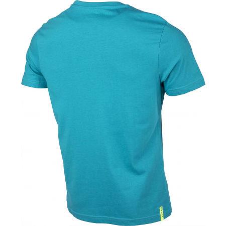 Мъжка тениска - Lotto LOGO IV TEE BS JS - 3
