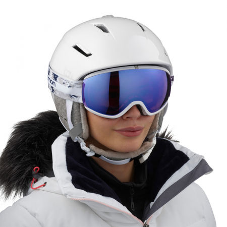 Дамска ски каска - Salomon ICON CUSTOM AIR - 5