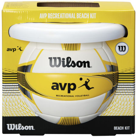 Wilson AVP BEACH KIT W/DISK YEL