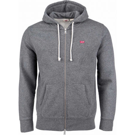 Pánska mikina - Levi's NEW ORIGINAL ZIP UP CORE - 1