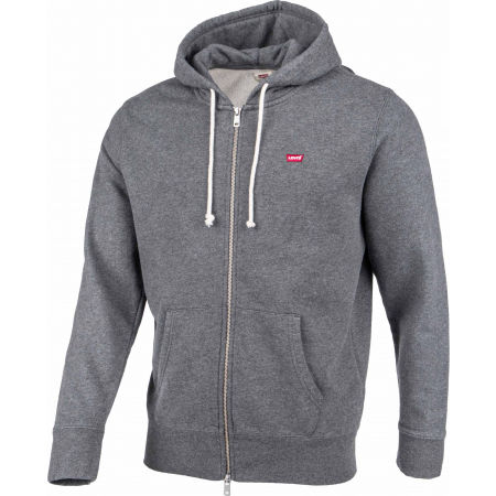 Pánska mikina - Levi's NEW ORIGINAL ZIP UP CORE - 2