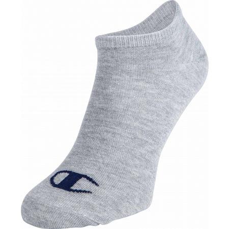 Unisexové ponožky - Champion NO SHOW SOCKS LEGACY X3 - 2