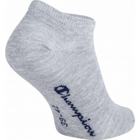 Unisexové ponožky - Champion NO SHOW SOCKS LEGACY X3 - 3