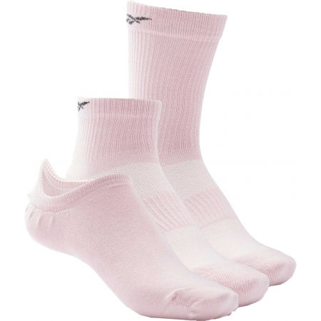 Reebok TE ALL PURPOSE SOCK 3P - Ponožky