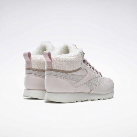 Dámská zimní obuv - Reebok CL LTHR ARCTIC BOOT - 3