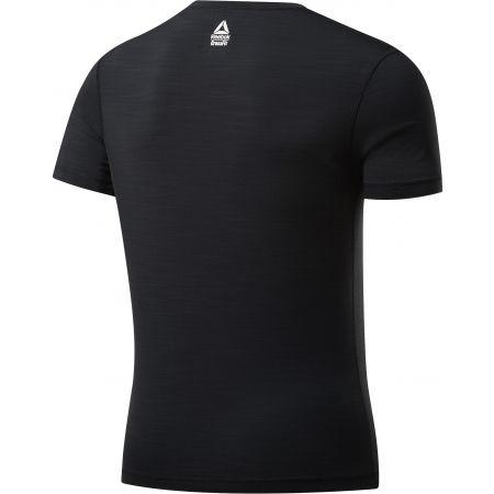 Koszulka męska - Reebok CF ACTIVCHILL TEE - 2