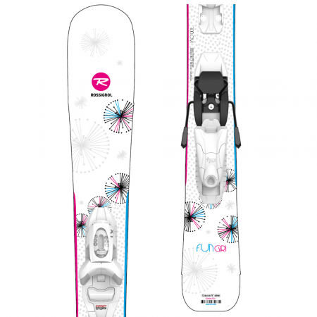 Rossignol FUN GIRL KID + KID 4 GW