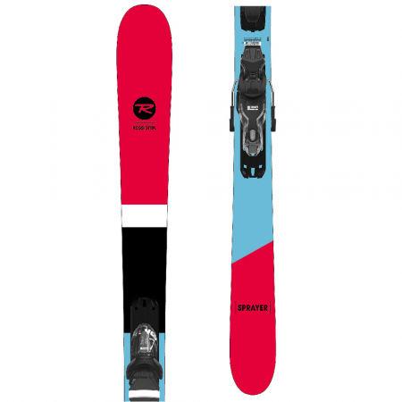 Rossignol SPRAYER 2 + XPRESS 10 - Juniorské sjezdové lyže