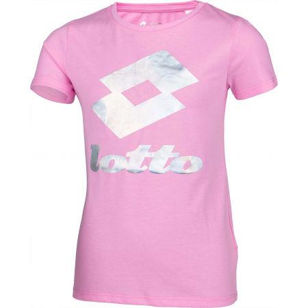 Dívčí tričko - Lotto SMART G TEE JS - 2
