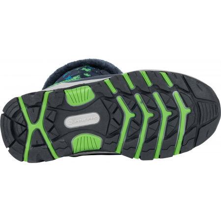 Dětská zimní obuv - ALPINE PRO TREJO - 6