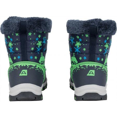 Dětská zimní obuv - ALPINE PRO TREJO - 7