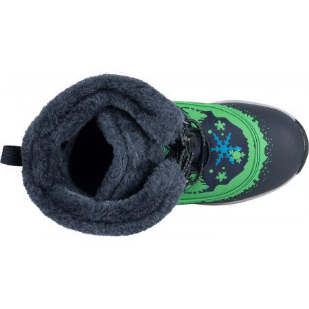 Dětská zimní obuv - ALPINE PRO TREJO - 5