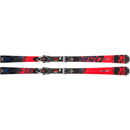 Sjezdové lyže - Rossignol HERO ELITE LT TI KONECT + NX 12 - 2