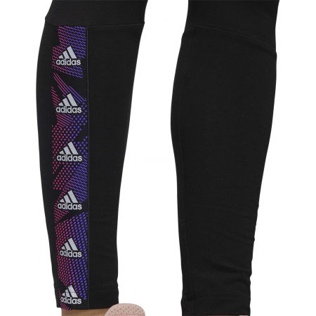 Dámské legíny - adidas WOMENS ESSENTIALS TAPE HIGH RISE TIGHT - 7