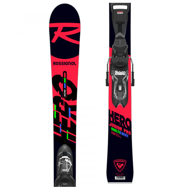 Rossignol HERO JR MULTI-EVENT+XPRESS 7 GW  140 - Junior pályasíléc