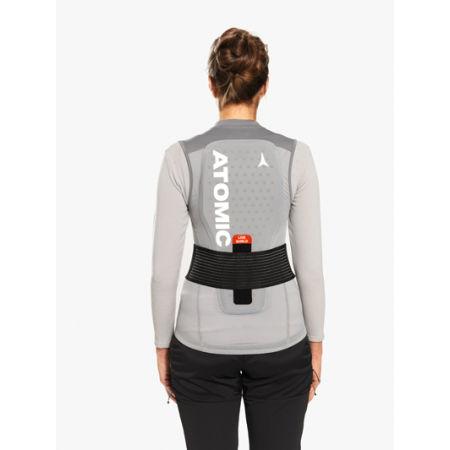 Дамски протектор за гръбнака - Atomic LIVE SHIELD VEST W - 4