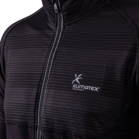 Men's running sweatshirt - Klimatex GEM - 3