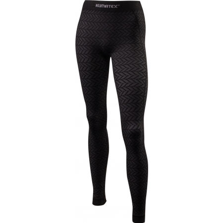 Klimatex COSTA - Women's seamless thermal leggings